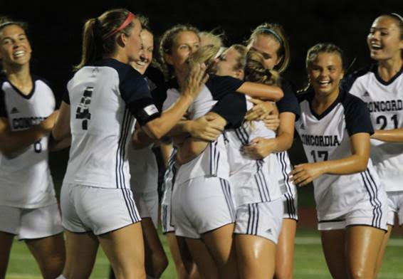 Downing nets first career goal in loss to Bellevue
