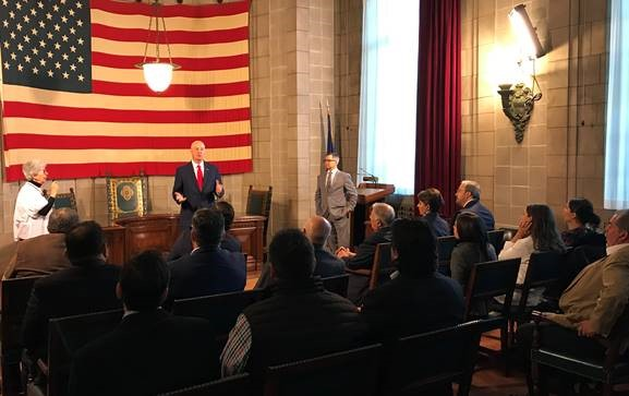 Gov. Ricketts Meets with Ethanol Delegation from Mexico