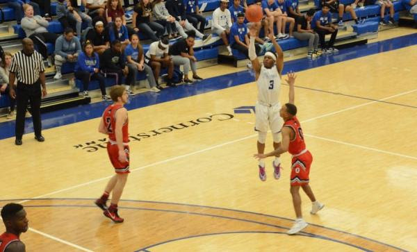 Second half big for Panthers in road win over Doane