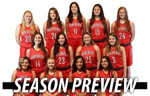 Northeast women's basketball eyes return trip to Region XI championship