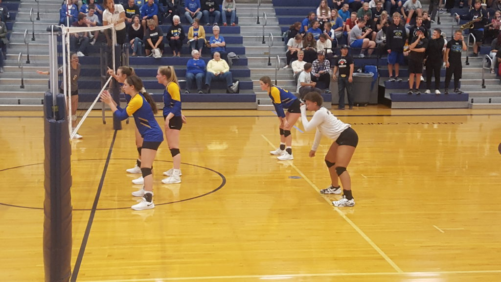 (AUDIO) Aurora Takes Down Seward In Five Sets