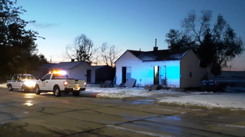 Southeast Scottsbluff house fire displaces resident, home deemed total loss