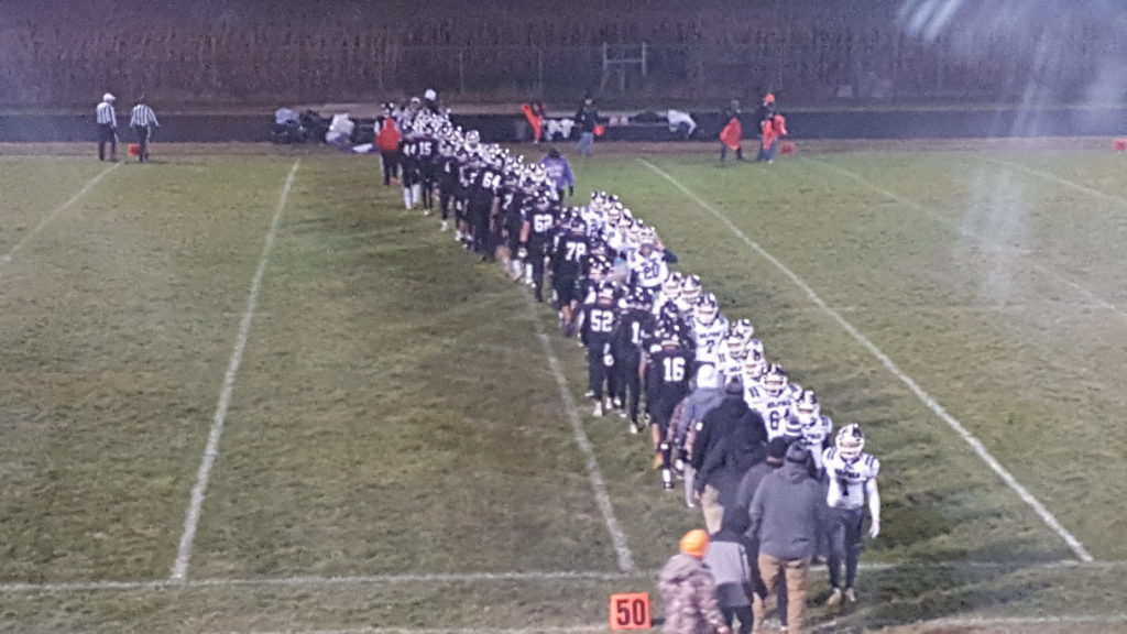 (AUDIO) Milford Takes Down Fillmore Central