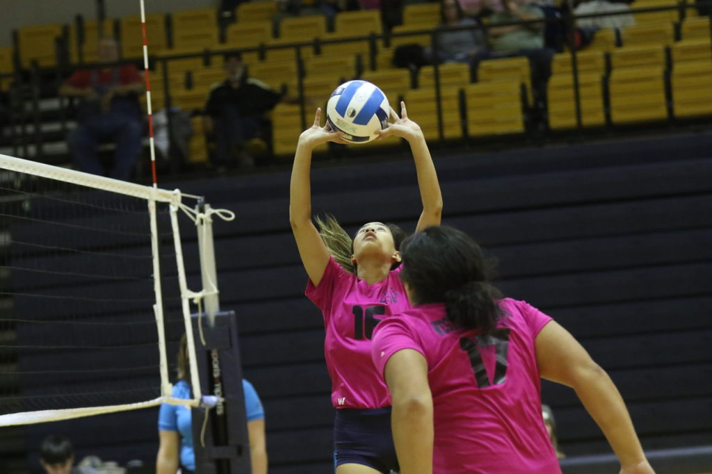 WNCC volleyball falls in five at NJC