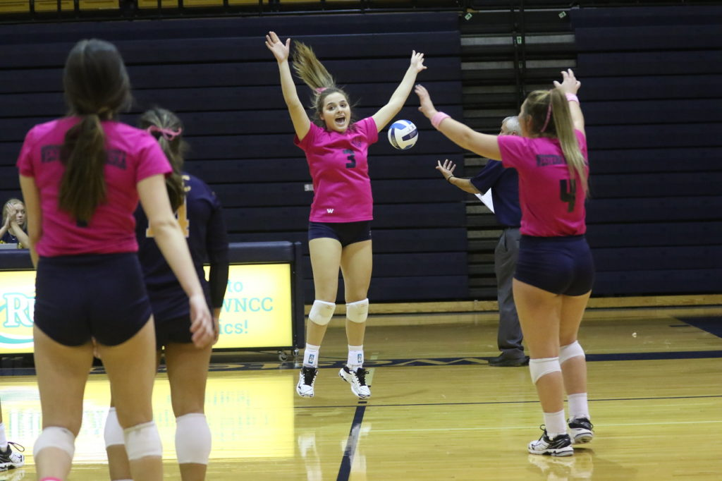 WNCC sweeps Lamar for 25th win