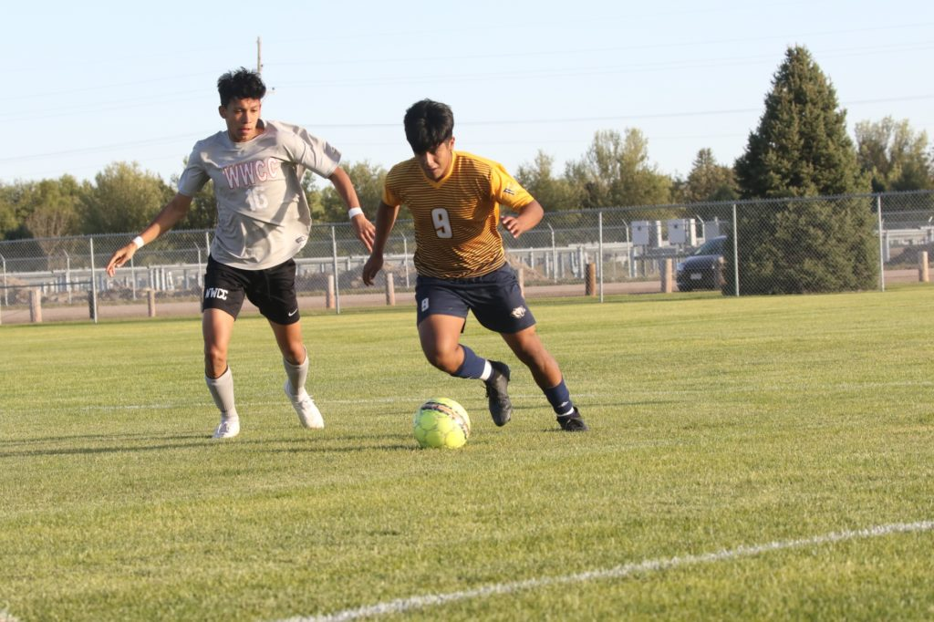 WNCC men take out Western Wyoming 4-1