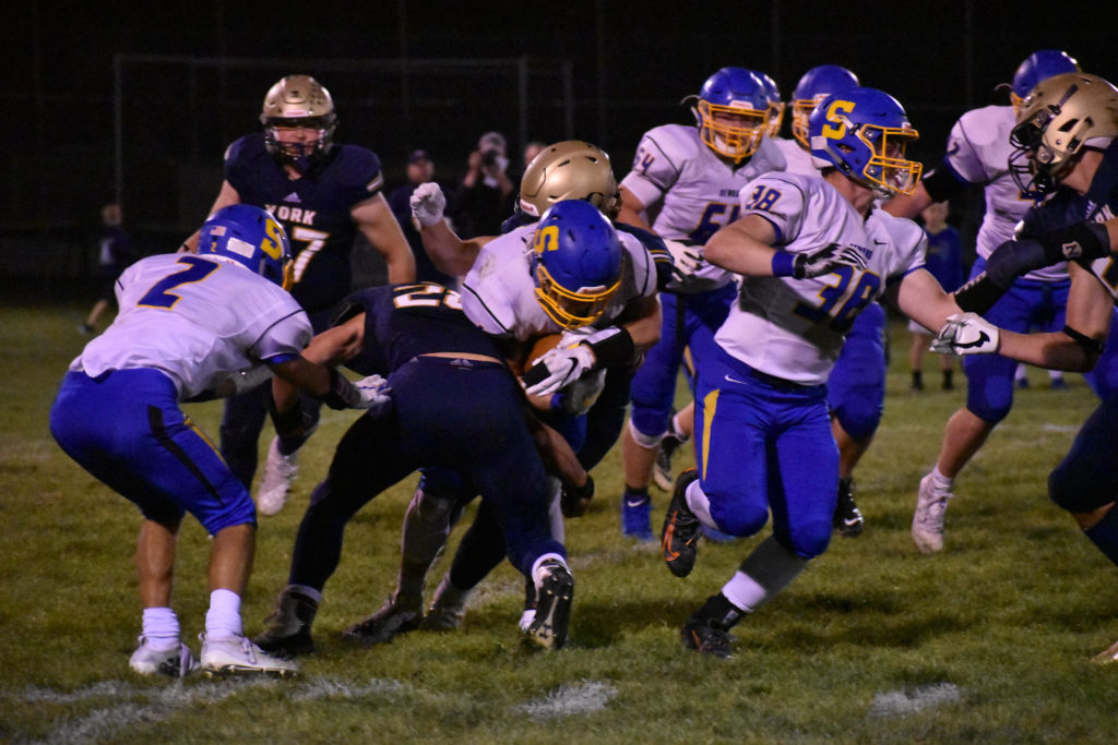 (AUDIO) York Falls To Rival Seward