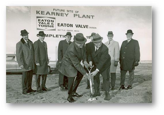 Eaton's Kearney plant celebrates 50thanniversary