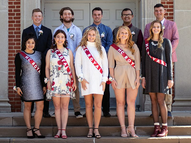 Hastings College Homecoming 2019 royalty finalists announced