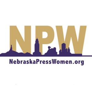 Nebraska Press Woman name Jill Claflin of Cozad Communicator of Achievement