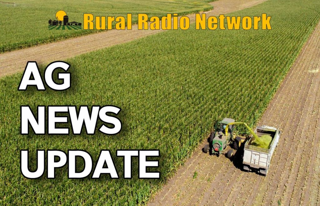 VIDEO: Agriculture News from the Rural Radio Network – 10/23/19