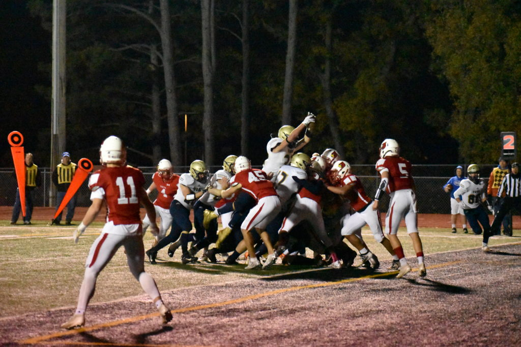 (Audio) York Dukes Make Comeback Effort, But Fall To Crete To End Season