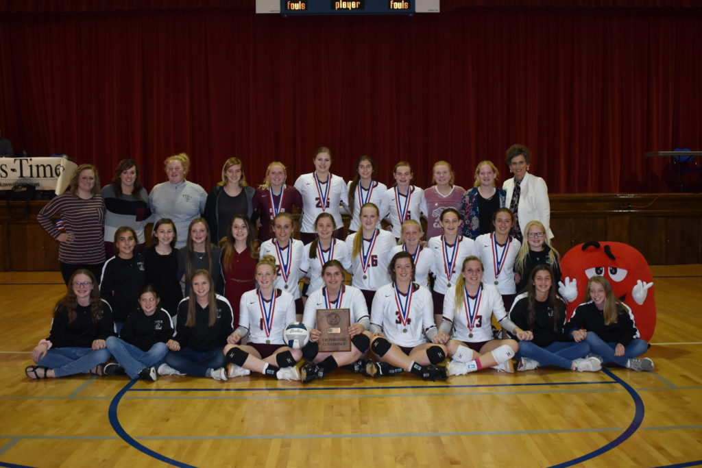 (Audio) BDS Takes Home the 2019 CRC Volleyball Championship