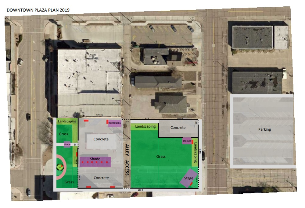 Final Plan Approved For Scottsbluff 18th Street Plaza