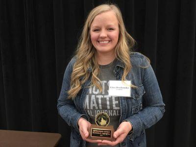 Lexington Teacher Wins Statewide Award