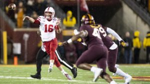 VIDEO: Frost, Nebraska players react to loss at Minnesota
