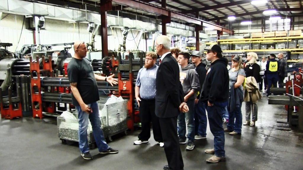Panhandle Students Participate In National Manufacturing Day Activities