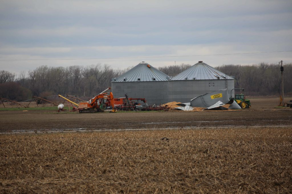 Safety tips provided for farm equipment damaged by floods