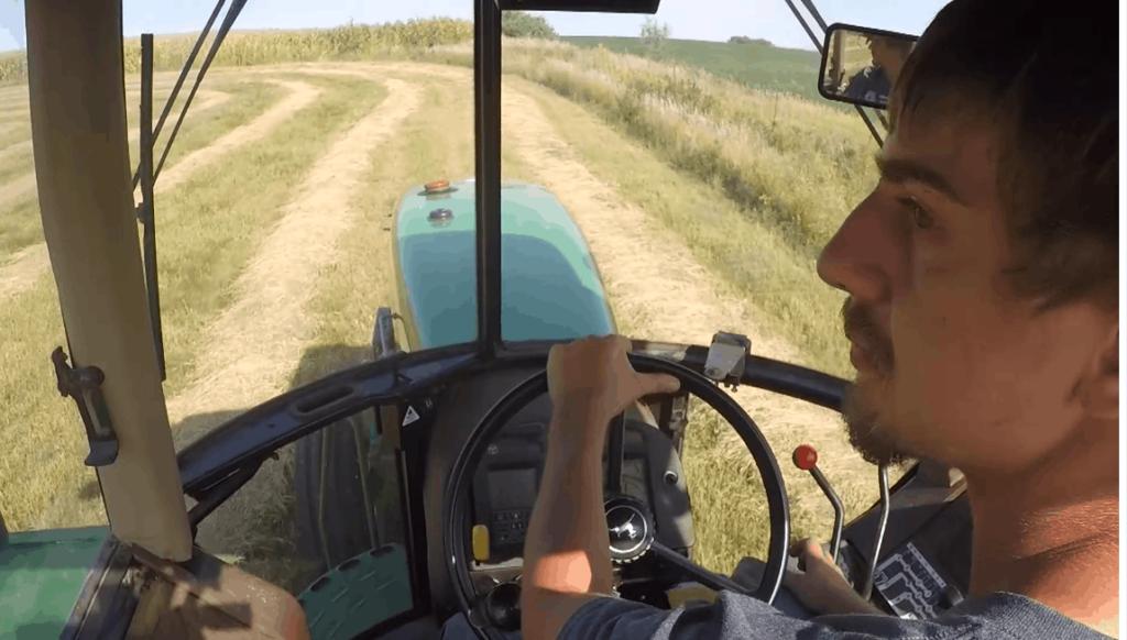 Meet Garret Talcott, 2019 American Star Farmer Finalist from Nebraska