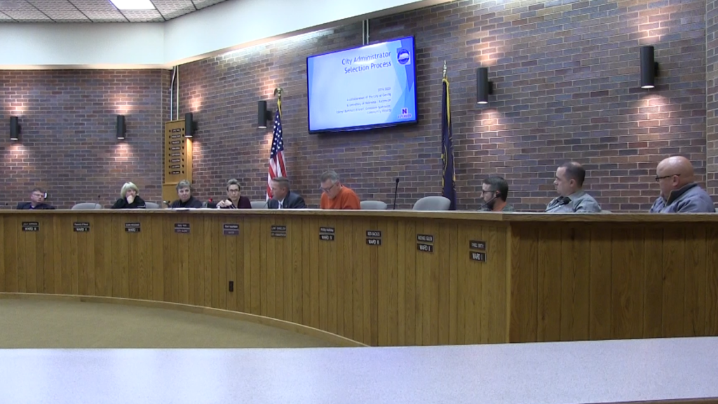 Final adjustments made to city of Gering draft Comp Plan update