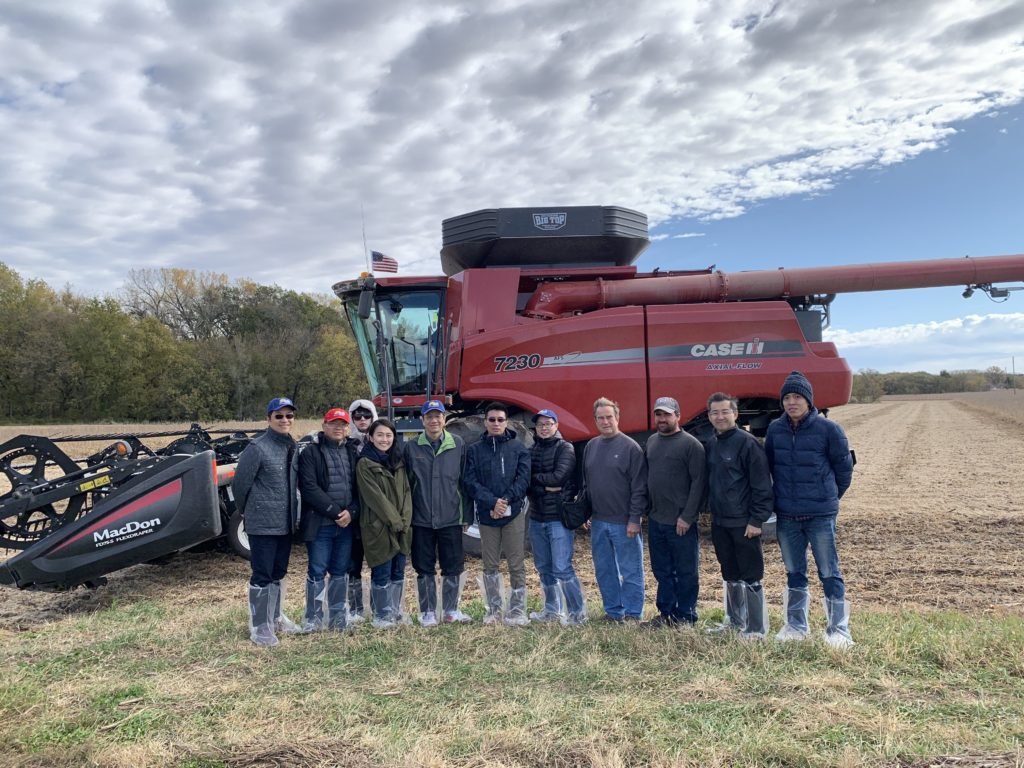 Nebraska Corn Board Hosts Trade Team from Taiwan