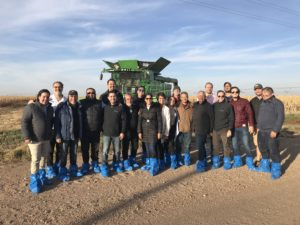 Ethanol Trade Team from Mexico visits Nebraska to Understand U.S. Ethanol Industry