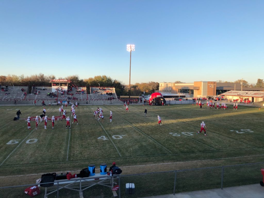 (Listen) Scottsbluff wins slugfest at McCook, earns top seed in Class B playoffs
