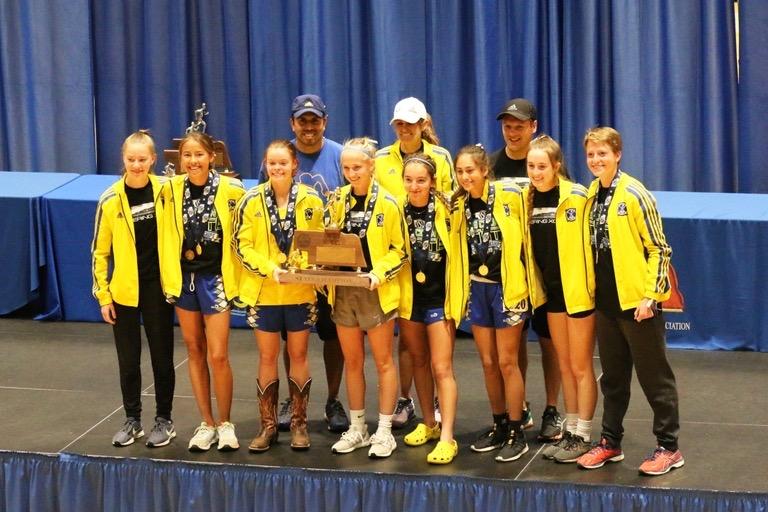 (Listen) Gering girls capture Class B cross country title