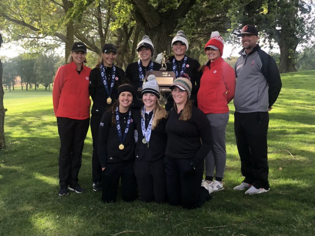 Girls State Golf: Scottsbluff wins State Championship, Gering runner-up