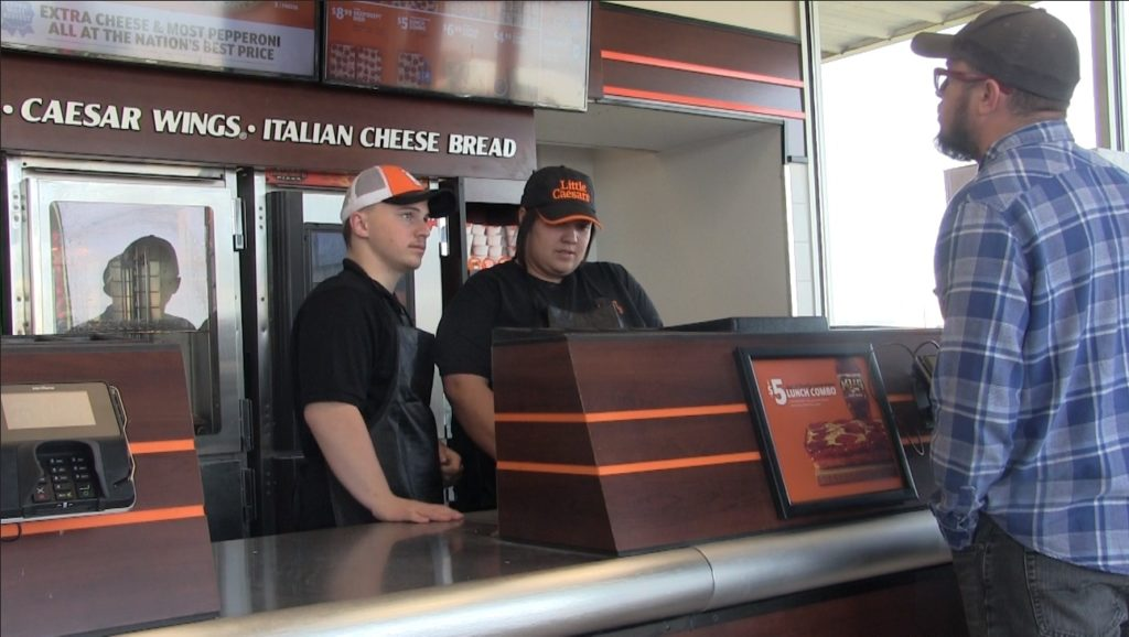 Scottsbluff Little Caesars Pizza open for business