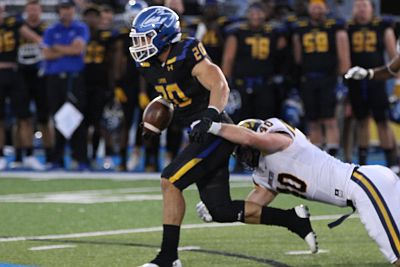 Lopers Receive Votes After Big Win