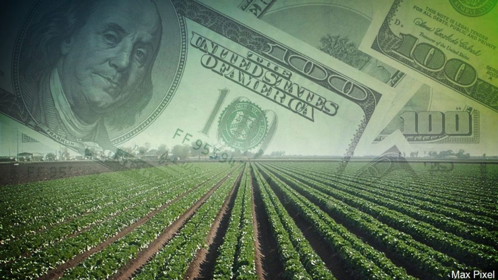 Farm Income Rising in Part Because of Aid