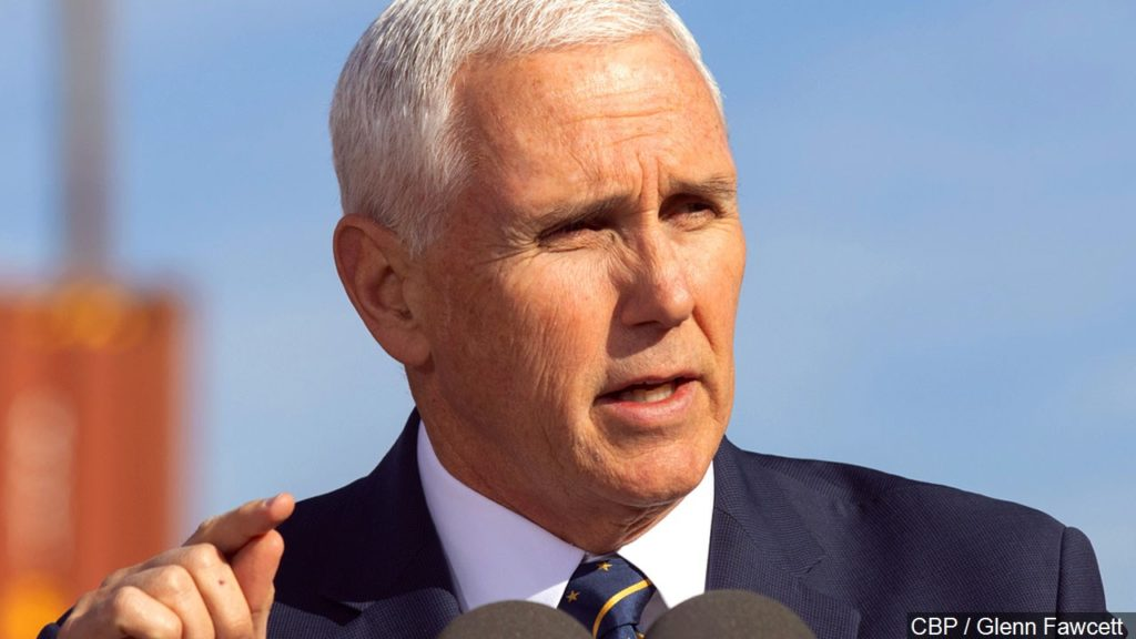 VP Pence Calls on Congress to Pass USMCA