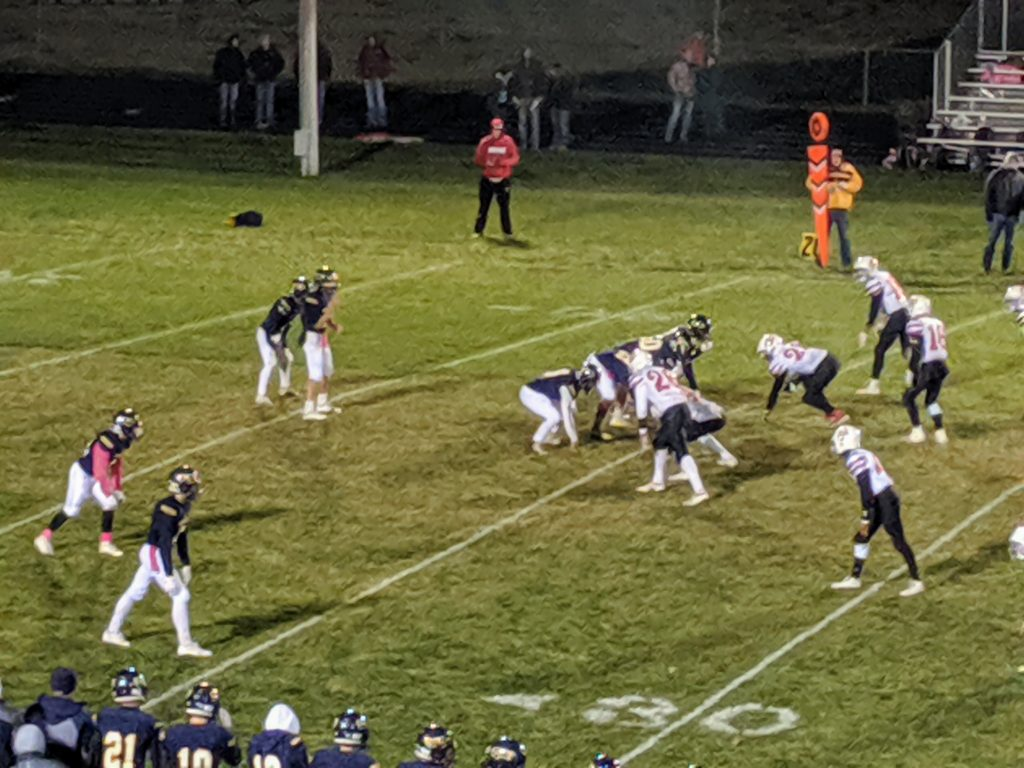 Elm Creek Impressive In Win