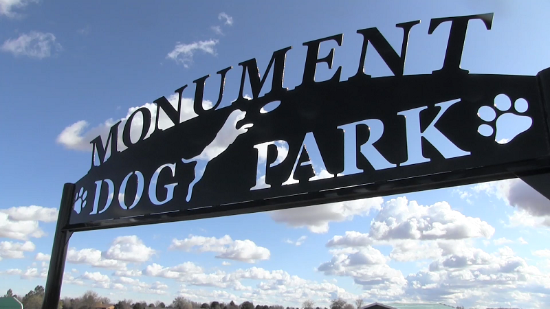 Dog Park Committee Marks 1-Year Anniv. of Monument Dog Park
