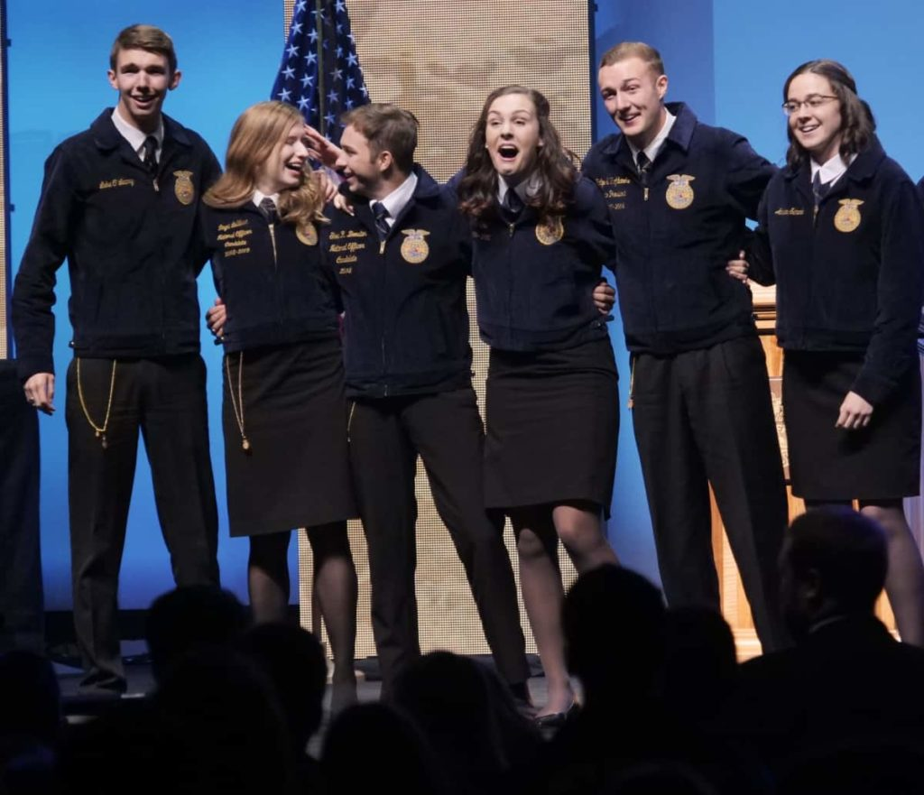 25 National Officer Candidates Advance to Phase 2 of the Selection Process
