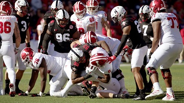 Husker Defense Looks Ahead to Purdue