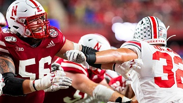 Huskers Prepare For Physical Northwestern Team