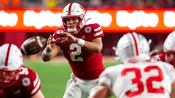 Husker Offense Eager to Compete