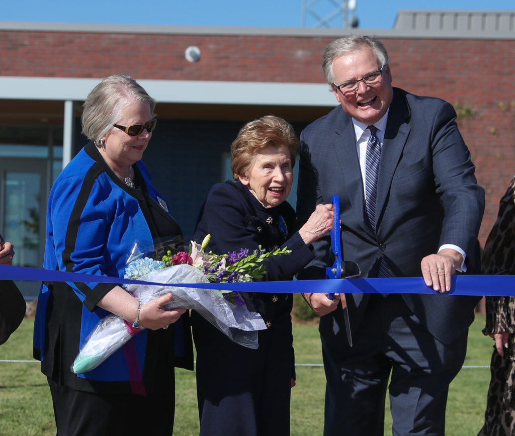 Plambeck Early Childhood Education Center Opens at UNK