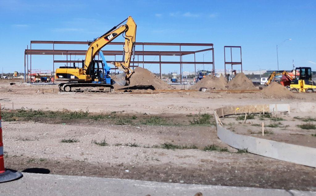 Scottsbluff Construction Project Makes Good Progress