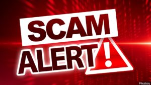Lexington Police issue scam alert