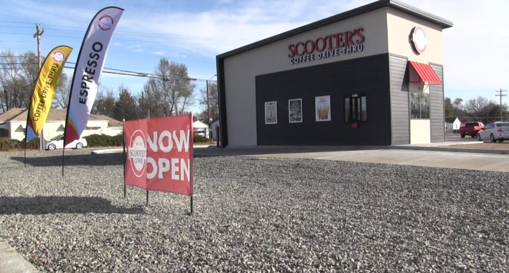 Second Scooter's Coffee Location in Scottsbluff Open For Business