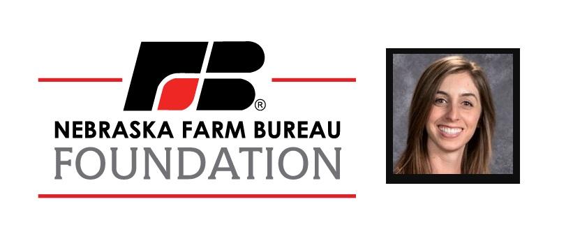 Minatare teacher honored by Nebraska Farm Bureau Foundation