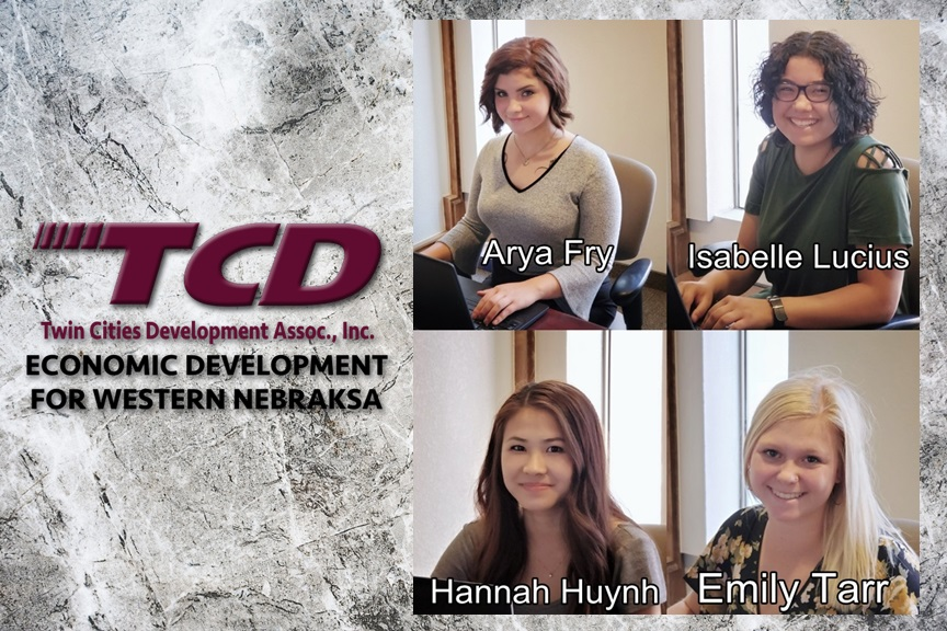 TCD Welcomes Four New Interns