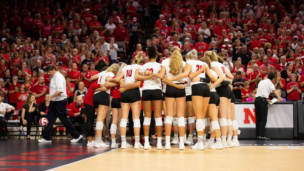 Huskers visit Rutgers for conference battle tonight