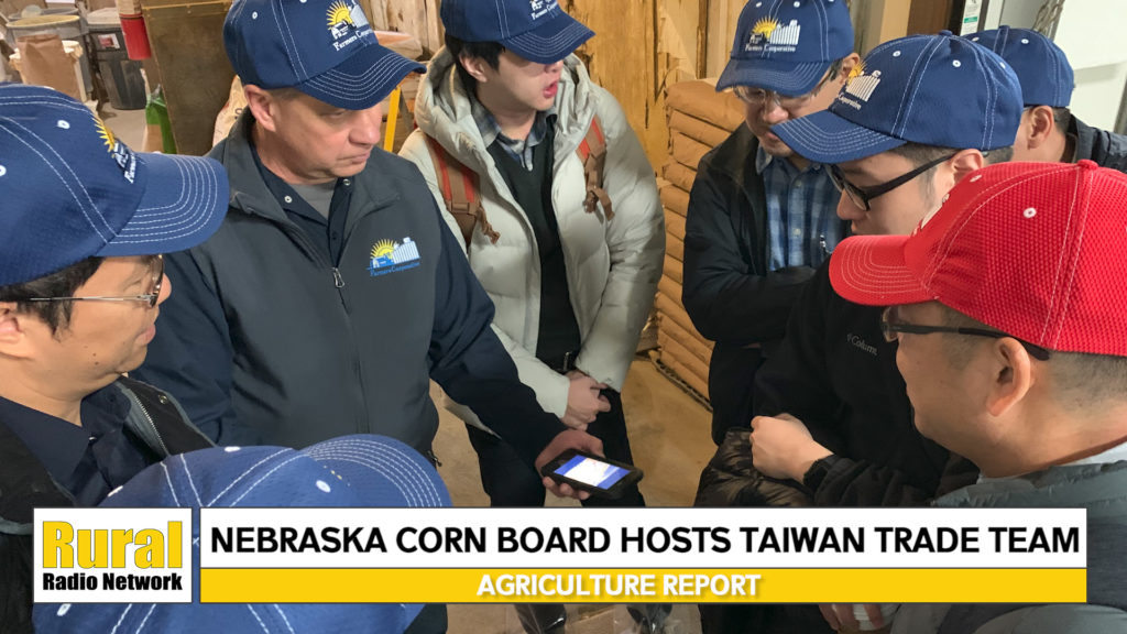 Nebraska Corn Board Hosts Trade Team from Taiwan – Agriculture News From the Rural Radio Network