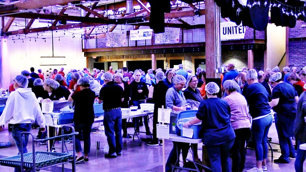"Annual United Way ""Day of Caring"" Food Packaging Event Tuesday"