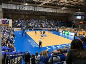(Audio) UNK Shines In Sweep Of Washburn