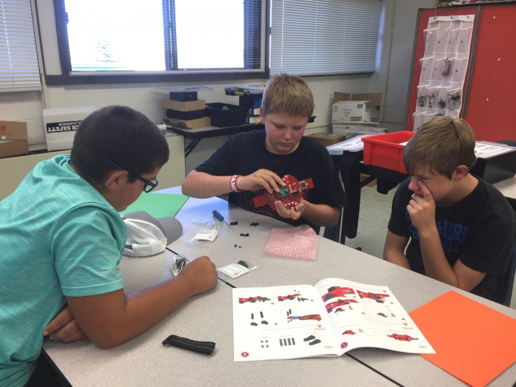 Area school awarded $10K for STEM program
